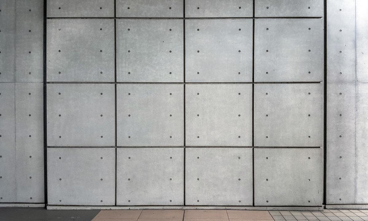 Les blocs de béton peuvent être utilisés dans le domaine de la sécurité